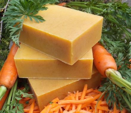 como-hacer-jabon-casero-de-zanahoria