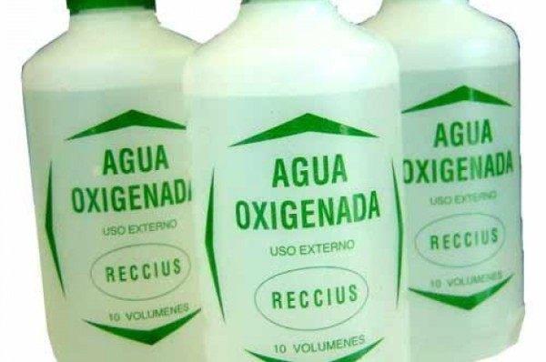 usos del Peróxido de Hidrogeno o Agua Oxigenada