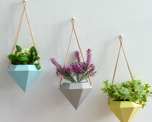 De 20 bonitas maneras de decorar tu casa con plantas de for Decoraciones internas de casas