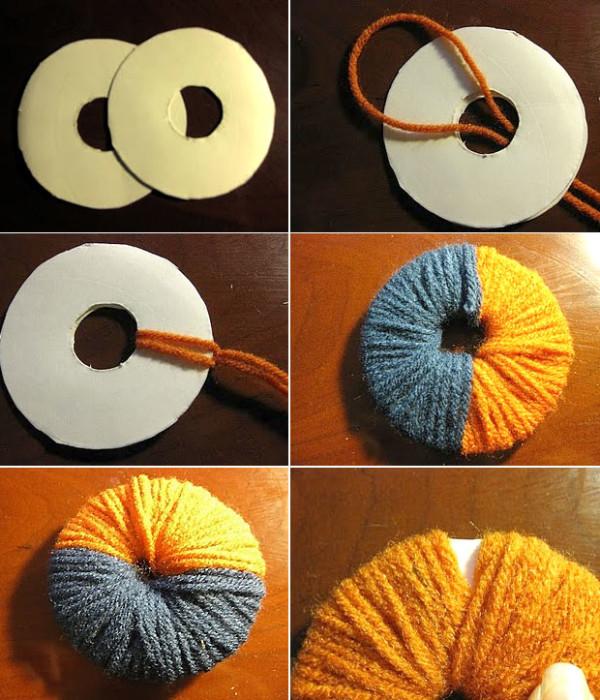 como-hacer-pompones-con-material-reciclado-lana