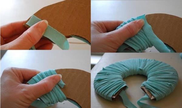 C mo hacer pompones con material reciclado - Cosas de trapillo faciles ...