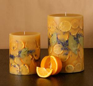 C mo hacer velas arom ticas con c scaras de fruta for Como hacer velas aromaticas en casa