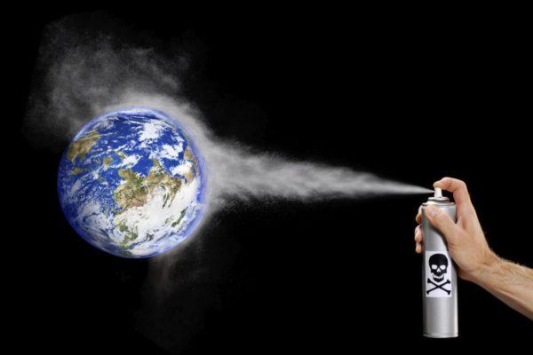 contaminacion-atmosferica- clorofluorocarbonos