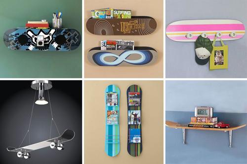 20-formas-de-reciclar-cosas-viejas-que-tienes-en-casa-monopatin