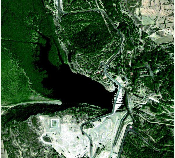 Inundación terrenos fértiles
