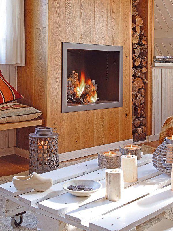 Ventajas y desventajas de las chimeneas bioetanol for Chimeneas de madera