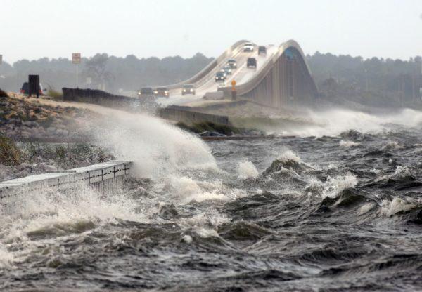 Destrozos del Katrina