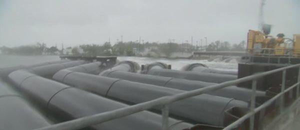 Nuevo sistema de diques