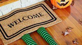 Manualidades Halloween para niños fáciles con materiales reciclados