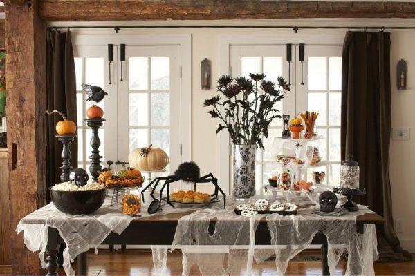 Manualidades fáciles de Halloween para niños decoración casa