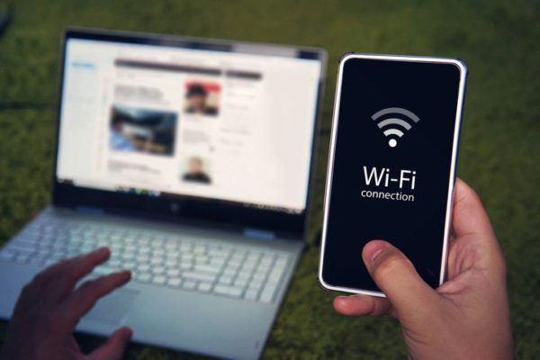 Aumentar la senal del wifi con latas recicladas senal