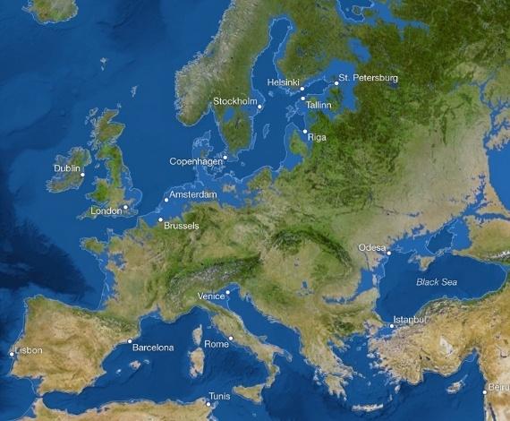 como-seria-la-tierra-si-los-glaciares-se-derritieran-europa