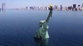 Cómo Sería el Planeta Tierra si Todos los Glaciares se Derritieran