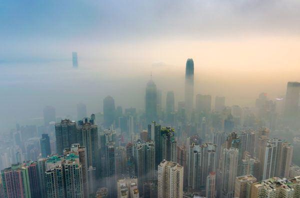 Causas consecuencias contaminacion aire que es