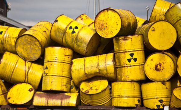 Causas contaminacion radiactiva