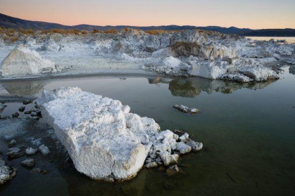 Como transformar agua salada en agua potable hielo sal