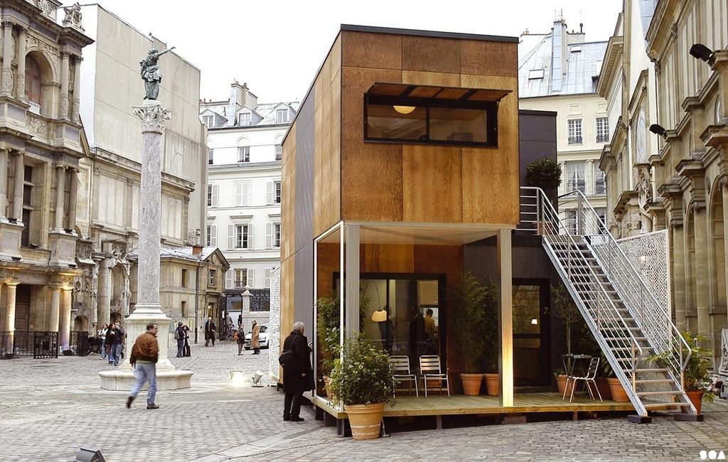 construcci n modular ecoeficiente lo conoces. Black Bedroom Furniture Sets. Home Design Ideas