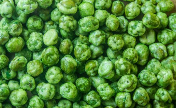 Frutas y vegetales que no sabias que pueden contener veneno guisante indio