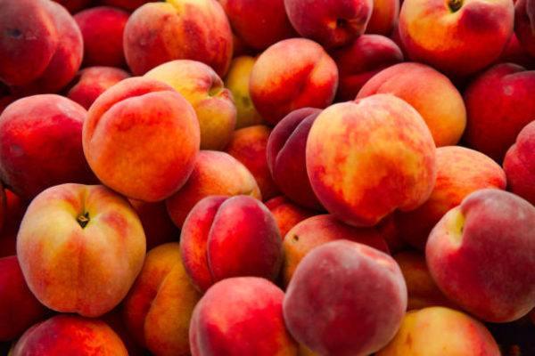 Frutas y vegetales que no sabias que pueden contener veneno melocotones