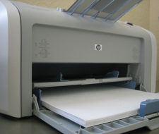 Las impresoras laser contaminan el aire