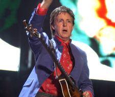 Paul McCartney fomenta el vegetarianismo