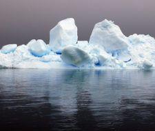 El glaciar Bahía del Diablo se derrite con rapidez
