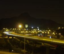Barcelona comprueba que menos velocidad es menos contaminación