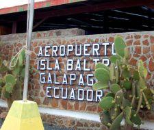 Las islas Galápagos tendrán un aeropuerto verde