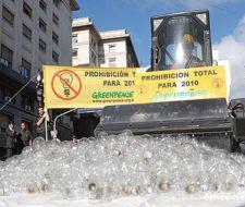 Greenpeace lucha en Argentina contra las lámparas incandescentes