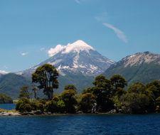 Taller ecológico infantil en la Patagonia argentina