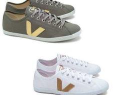 Veja y su línea de zapatillas ecológicas