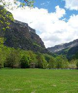 Los Pirineos podrían llegar a tener un aumento de unos 4ºC para 2070