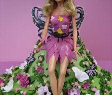 Barbie ayuda a frenar la desertización