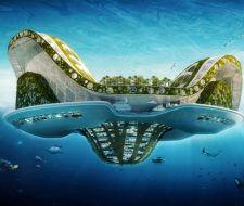 Islas artificiales y nómadas para los refugiados ambientales