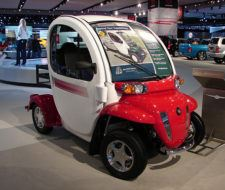 La Universidad de Almería compra un coche ecológico