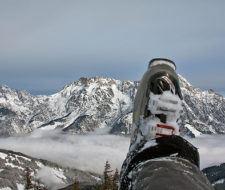 La conciencia ecológica llegó a las botas de esquí