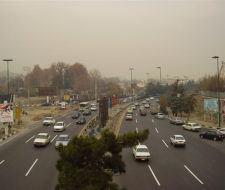 Irán pierde millones de dólares por la contaminación atmosférica