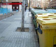 Zaragoza vuelve más ecológica la recolección de residuos