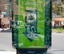Gran parte de los valencianos separa sus residuos