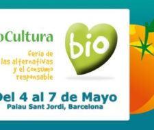 BioCultura: feria de alimentación biológica y consumo responsable en Barcelona