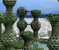 Rascacielos que imitan a los árboles