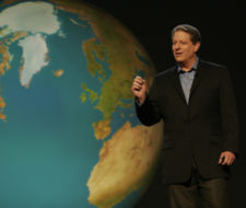 Al Gore es el nuevo Premio Nobel de la Paz