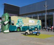 Tragamóvil, una campaña para reciclar celulares en desuso