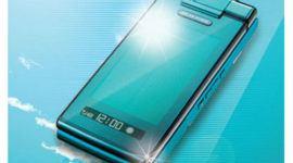 Sharp presenta un móvil con energía solar