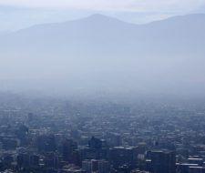 Chile está nuevamente en riesgo ambiental