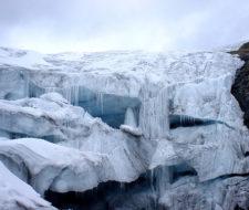 El calentamiento global está destruyendo al nevado Pastoruri