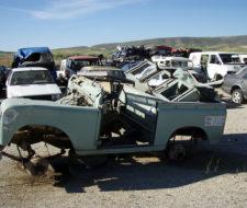 Buenos Aires desmantelará coches de forma ecológica
