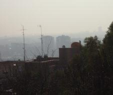 Madrid, ciudad sitiada por la contaminación
