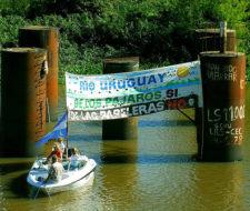 Preocupa la contaminación en el río Uruguay
