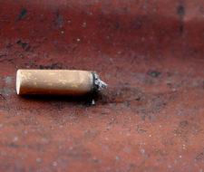 Los cigarrillos no sólo dañan la salud: también contaminan